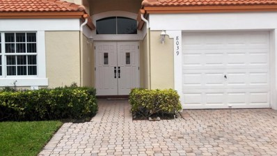 8039 N Tranquility Lake Drive UNIT 8039, Delray Beach, FL 33446 - MLS#: RX-10392489