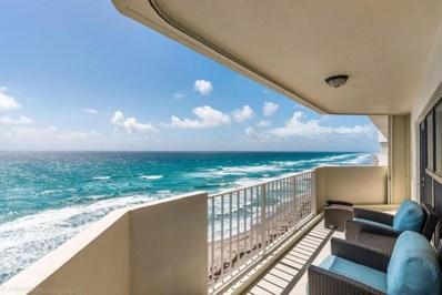 4605 S Ocean Boulevard UNIT 8d, Highland Beach, FL 33487 - MLS#: RX-10392671
