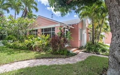 306 Vallette Way, West Palm Beach, FL 33401 - MLS#: RX-10392732