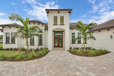 7831 E Woodsmuir Drive, West Palm Beach, FL 33412 - MLS#: RX-10392794