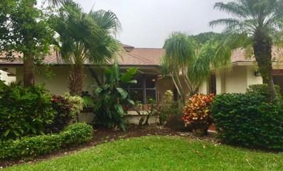 16718 Willow Creek Drive, Delray Beach, FL 33484 - MLS#: RX-10392834