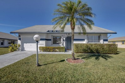 3791 Da Vinci Circle, West Palm Beach, FL 33417 - MLS#: RX-10392854