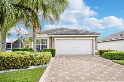 8081 Palm Gate Drive, Boynton Beach, FL 33436 - MLS#: RX-10392890