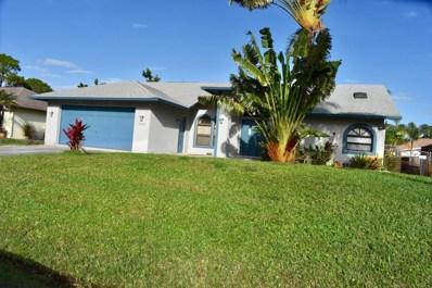 2049 SW Trenton Lane, Port Saint Lucie, FL 34984 - MLS#: RX-10392897