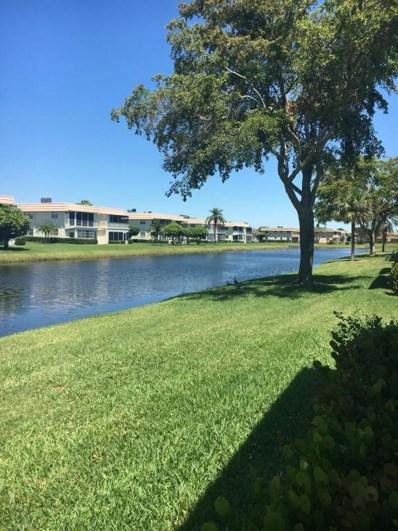 242 Saxony F, Delray Beach, FL 33446 - MLS#: RX-10392927