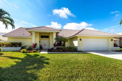 7136 Golden View Place, Lake Worth, FL 33467 - MLS#: RX-10392975