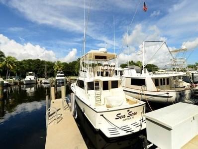 14410 Palmwood Road UNIT Slip 25>, Palm Beach Gardens, FL 33410 - MLS#: RX-10392982