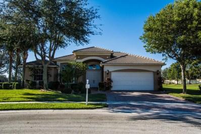 6521 Togni Street, Lake Worth, FL 33467 - MLS#: RX-10392999