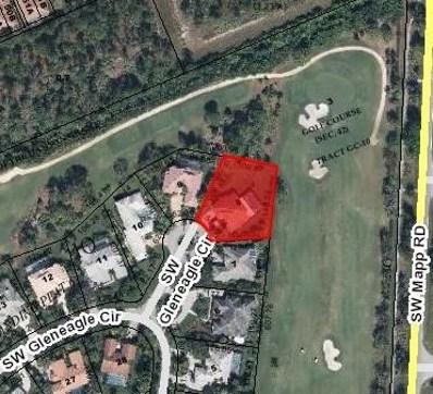 4104 SW Gleneagle Circle, Palm City, FL 34990 - MLS#: RX-10393012