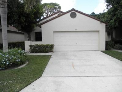 80 Ironwood Way N, Palm Beach Gardens, FL 33418 - MLS#: RX-10393038