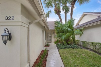 322 River Edge Road, Jupiter, FL 33477 - MLS#: RX-10393140