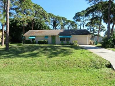 5906 Sunset Boulevard, Fort Pierce, FL 34982 - MLS#: RX-10393179