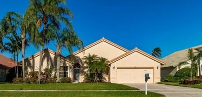 6121 Hook Lane, Boynton Beach, FL 33437 - MLS#: RX-10393181