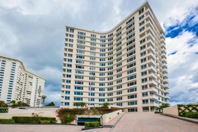 600 S Ocean Boulevard UNIT 806, Boca Raton, FL 33432 - MLS#: RX-10393185