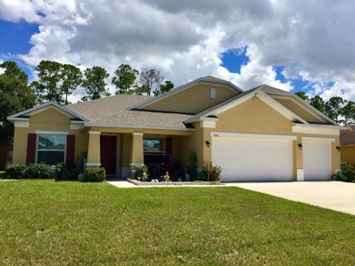 1326 SW Hunnicut Avenue, Port Saint Lucie, FL 34953 - MLS#: RX-10393454