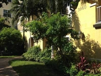 3960 N Flagler Drive UNIT 203, West Palm Beach, FL 33407 - MLS#: RX-10393471