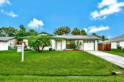 1208 SW Janette Avenue, Port Saint Lucie, FL 34953 - MLS#: RX-10393541