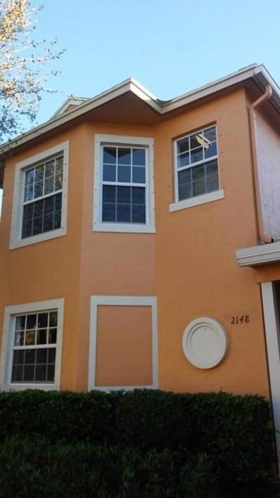 2148 SE Casselberry Drive, Port Saint Lucie, FL 34952 - MLS#: RX-10393666