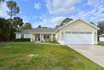 2312 SW Abalon Circle, Port Saint Lucie, FL 34953 - MLS#: RX-10393667