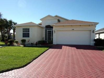 548 SW Indian Key Drive, Port Saint Lucie, FL 34986 - MLS#: RX-10393825