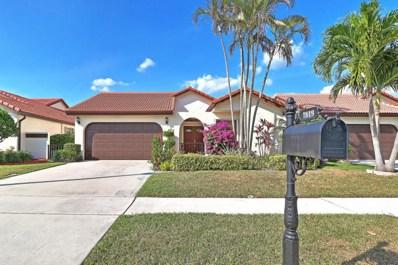 7819 Villa Nova Drive, Boca Raton, FL 33433 - MLS#: RX-10393837