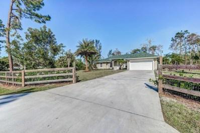 17893 W Alan Black Boulevard, Loxahatchee, FL 33470 - MLS#: RX-10394069