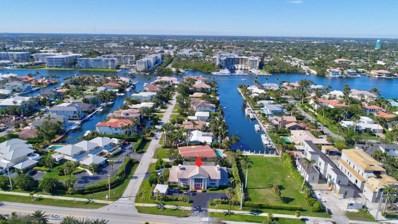 1060 S Ocean Boulevard UNIT 1, Delray Beach, FL 33483 - MLS#: RX-10394114