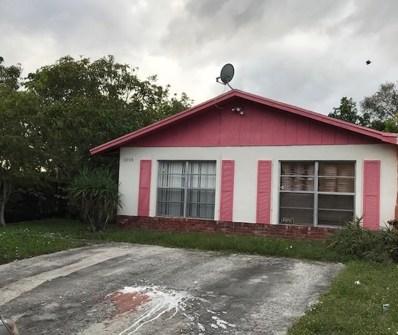 5955 Bahama Court, West Palm Beach, FL 33407 - MLS#: RX-10394327