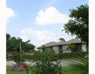 401 Greensward Lane UNIT 204-A, Delray Beach, FL 33445 - MLS#: RX-10394336