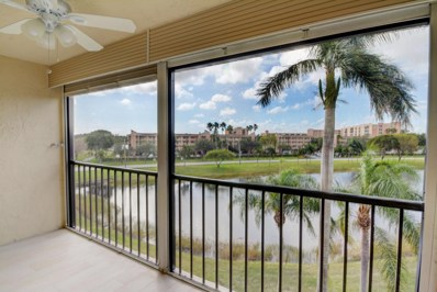 7280 Amberly Lane UNIT #408, Delray Beach, FL 33446 - MLS#: RX-10394366