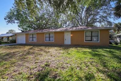 7505 Santa Clara Boulevard, Fort Pierce, FL 34951 - MLS#: RX-10394376
