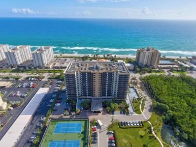 3400 S Ocean Boulevard UNIT 15-E, Highland Beach, FL 33487 - MLS#: RX-10394382