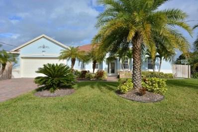 997 SW Hamberland Avenue, Port Saint Lucie, FL 34953 - MLS#: RX-10394383