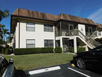 7226 Golf Colony Court UNIT 102, Lake Worth, FL 33467 - MLS#: RX-10394415