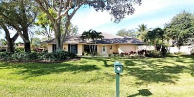 19 Thurston Drive, Palm Beach Gardens, FL 33418 - MLS#: RX-10394534