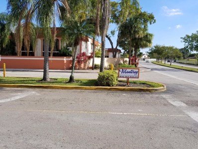 851 NE 207 Terrace UNIT 6-201, Miami, FL 33179 - MLS#: RX-10394545