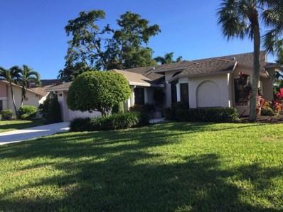5582 Glen Abbey Court, Delray Beach, FL 33484 - MLS#: RX-10394561
