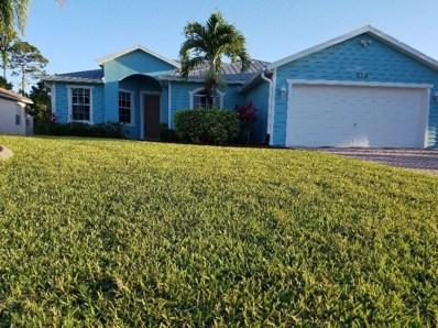 518 NW Ember Way, Jensen Beach, FL 34957 - MLS#: RX-10394670