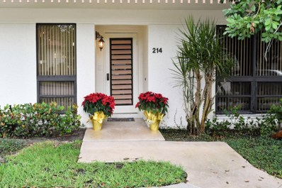 214 Brackenwood Terrace, Palm Beach Gardens, FL 33418 - MLS#: RX-10394971