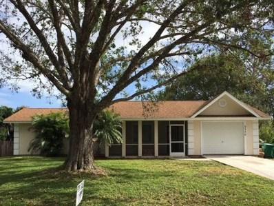 5110 Seagrape Drive, Fort Pierce, FL 34982 - MLS#: RX-10395161