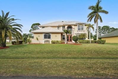 1938 SW Granello Terrace, Port Saint Lucie, FL 34953 - MLS#: RX-10395220