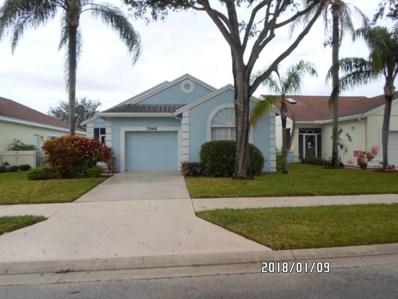 7848 Mansfield Hollow Road, Delray Beach, FL 33446 - MLS#: RX-10395248