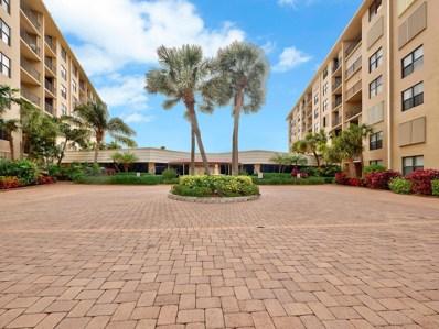 3545 S Ocean Boulevard UNIT 110, South Palm Beach, FL 33480 - MLS#: RX-10395327