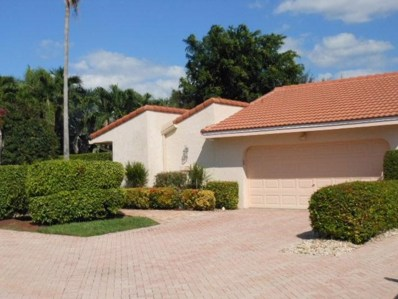 7332 Woodmont Court, Boca Raton, FL 33434 - MLS#: RX-10395341