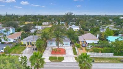 214 S Swinton Avenue, Delray Beach, FL 33444 - MLS#: RX-10395408