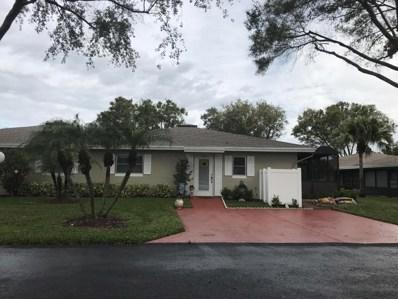 8957 Echo Lane, Boca Raton, FL 33496 - MLS#: RX-10395509