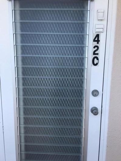 420 Dover A UNIT 420, West Palm Beach, FL 33417 - MLS#: RX-10395535