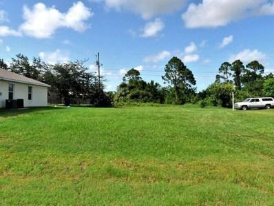 427 SW Lakota Avenue, Port Saint Lucie, FL 34953 - MLS#: RX-10395788