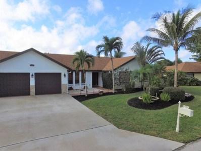 4290 Pine Cone Lane, Boynton Beach, FL 33436 - MLS#: RX-10395813