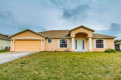 721 NW Treemont Avenue, Port Saint Lucie, FL 34983 - MLS#: RX-10395829